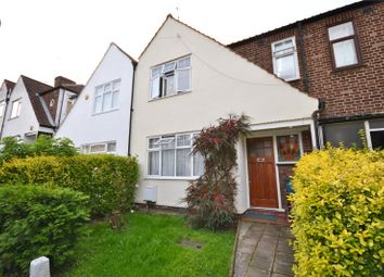 Thumbnail 3 bed terraced house for sale in Manus Way, Whetstone, London