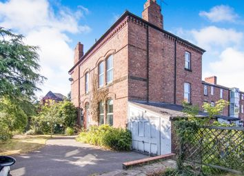 Thumbnail 2 bed flat for sale in Wellington Road, Prenton