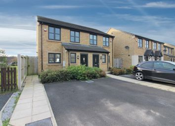 Thumbnail 2 bed semi-detached house for sale in Poppy Field Way, Pilling