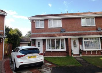 Thumbnail 3 bed end terrace house for sale in Bewley Grove, Peterlee