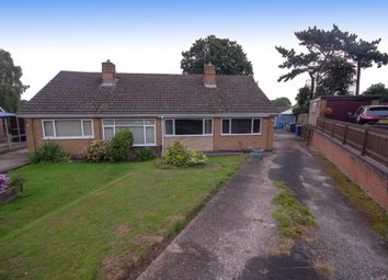 Thumbnail 2 bed semi-detached bungalow for sale in Sundown Avenue, Littleover, Derby