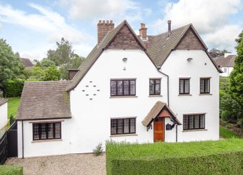Thumbnail 5 bed detached house to rent in The Queensway, Chalfont St. Peter, Gerrards Cross, Buckinghamshire