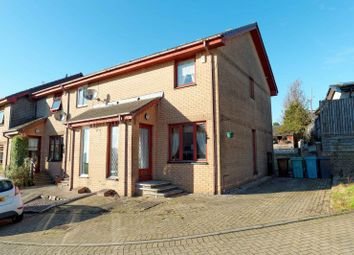 Thumbnail 2 bed end terrace house for sale in Gimmerscroft Crescent, Airdrie