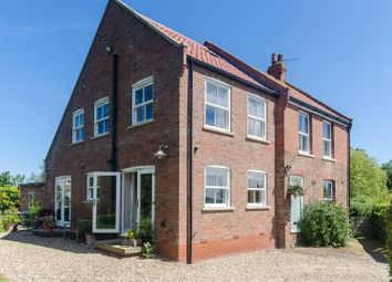 4 bed detached house for sale in Back Lane, Hollym, Withernsea HU19