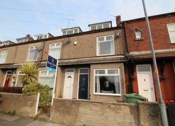 Thumbnail 3 bed terraced house for sale in Post Office Road, Featherstone, Pontefract, West Yorkshire