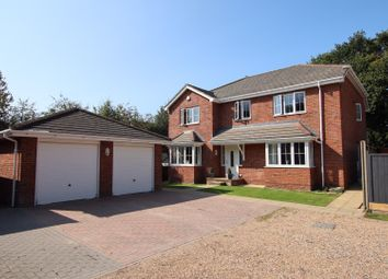 Thumbnail 5 bed detached house for sale in Addison Road, Sarisbury Green, Southampton