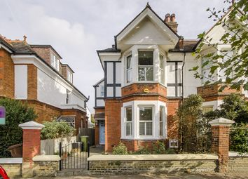 Thumbnail 5 bed semi-detached house to rent in Coalecroft Road, London
