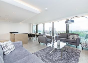 Thumbnail 2 bedroom flat to rent in Merano Residences, 30 Albert Embankment, Nine Elms, London