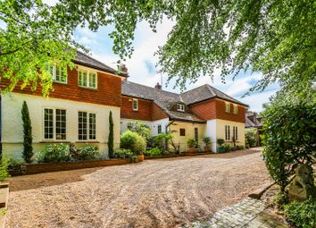Thumbnail 6 bed detached house for sale in Chalk Lane, East Horsley, Leatherhead