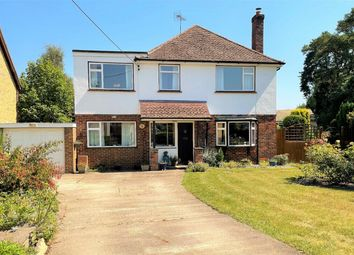Thumbnail 4 bed detached house for sale in The Ridgeway, Lightwater, Surrey