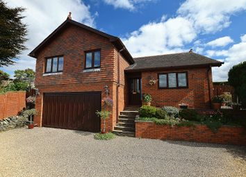 Thumbnail 4 bed detached house for sale in The Gables Caer Fferm, Glenfields, Caerphilly.