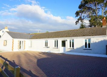 Thumbnail 6 bed bungalow for sale in Foxhole, St Austell, Cornwall