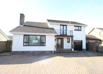 Thumbnail 4 bed detached house for sale in Williamfield Park, Irvine, North Ayrshire