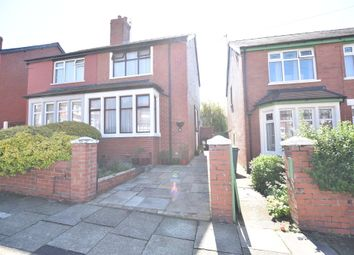 Thumbnail 2 bed semi-detached house for sale in Fordway Avenue, Blackpool