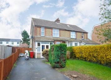 Thumbnail 3 bed semi-detached house for sale in Bower Way, Burnham, Slough