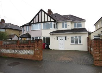 Thumbnail 4 bed semi-detached house for sale in Thurston Road, Slough