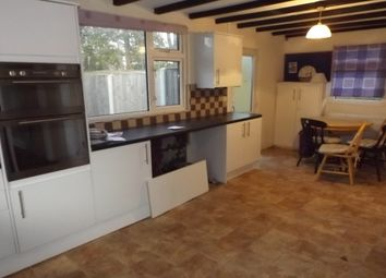Thumbnail 4 bed bungalow to rent in Orston Drive, Wollaton