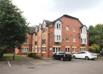 Thumbnail 2 bed flat for sale in Laurieston Court, 33 Chadvil Road, Cheadle, Cheshire