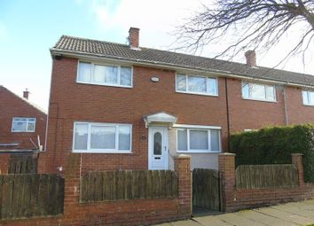 Thumbnail 3 bed semi-detached house for sale in Brockwade, Gateshead