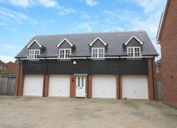 Thumbnail 2 bed flat to rent in Lord Nelson Drive, New Costessey, Norwich