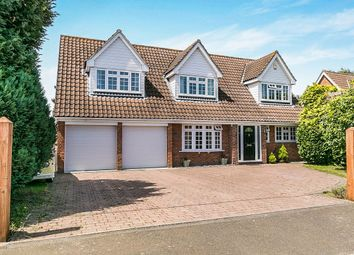 Thumbnail 4 bed detached house for sale in Gorsewood Road, Hartley, Longfield