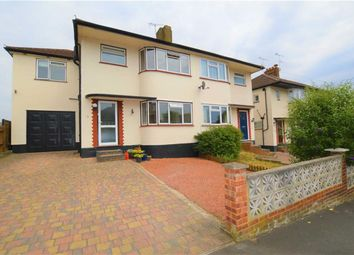 Thumbnail 4 bed semi-detached house for sale in Hazelwood Road, Croxley Green, Rickmansworth Hertfordshire