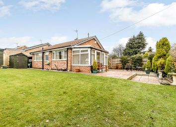 Thumbnail 2 bed detached bungalow for sale in Staithes Close, York