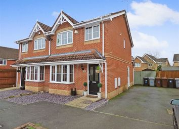 Thumbnail 3 bedroom semi-detached house for sale in Bluebell Way, Alsager, Stoke-On-Trent