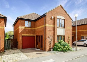 Thumbnail 4 bed detached house for sale in Winstanley Lane, Shenley Lodge, Milton Keynes