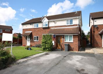 Thumbnail 2 bed flat for sale in Broxton Close, Widnes, Cheshire