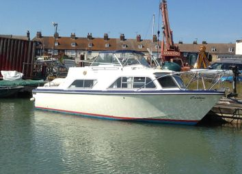 Thumbnail 2 bedroom houseboat for sale in Vicarage Lane, Whitton Marine, Hoo, Rochester