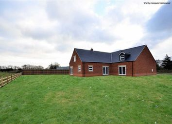 Thumbnail 5 bed bungalow for sale in Station Road, North Thoresby, Grimsby