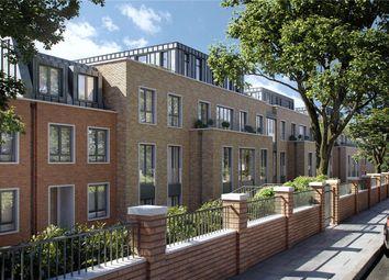 Thumbnail 1 bedroom flat for sale in Oakley Gardens, Church Walk, Hampstead, London