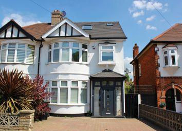 Thumbnail 4 bed semi-detached house for sale in Broadmead Road, Woodford Green