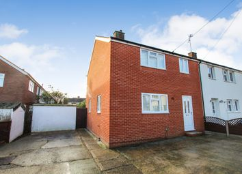 Thumbnail 3 bed semi-detached house to rent in Pennington Close, Collier Row, Romford