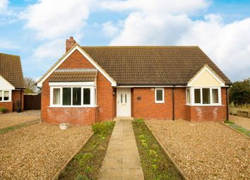 Thumbnail 2 bedroom detached bungalow for sale in Silverdale Close, Needingworth, St. Ives, Huntingdon