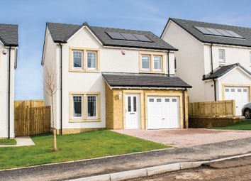 Thumbnail 3 bed detached house for sale in Clunie Way, Stanley, Perthshire