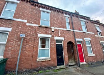 Thumbnail 4 bed terraced house for sale in Bedford Street, Earlsdon, Coventry