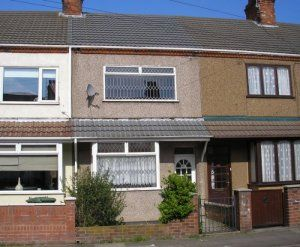 Thumbnail 2 bed terraced house for sale in Clerke Street, Cleethorpes