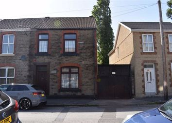 Thumbnail 3 bedroom end terrace house for sale in Wychtree Street, Swansea