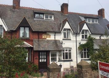 Thumbnail 2 bedroom cottage to rent in Leicester Road, Sapcote, Leicester