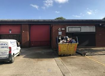 Thumbnail Light industrial to let in Compass West Estate, Unit 4, 33 West Road, London