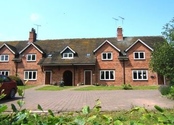 Thumbnail 3 bed mews house to rent in Swarbourn Court, Newborough, Burton-On-Trent