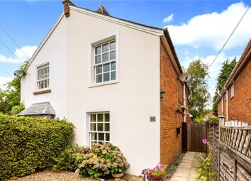Thumbnail 4 bed semi-detached house for sale in Victoria Road, Ascot, Berkshire