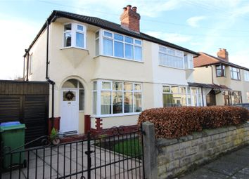 Thumbnail 3 bedroom semi-detached house for sale in Eaton Gardens, Liverpool, Merseyside