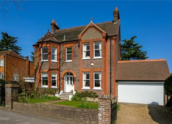Thumbnail 6 bed detached house for sale in Nightingale Road, Rickmansworth, Hertfordshire