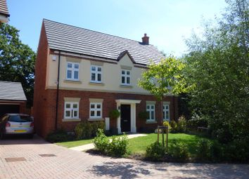 Thumbnail 4 bedroom detached house for sale in Kingcup Close, Catshill, Bromsgrove