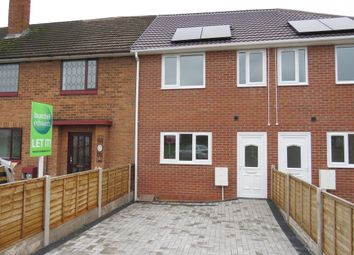 Thumbnail 2 bed terraced house for sale in Laburnum Avenue, Kingshurst, Birmingham