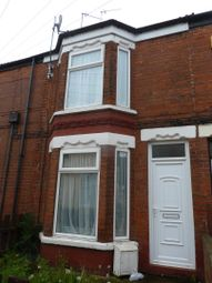 2 bed terraced house to rent in Belle Vue, Middleburg Street, Hull HU9