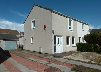 Thumbnail 2 bed semi-detached house to rent in North Bughtlinfield, Edinburgh